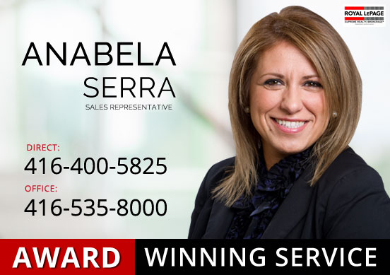 Anabela Serra Business Card